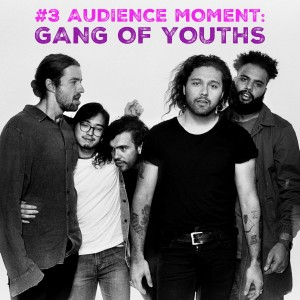 audience - gang of youths