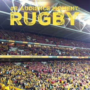 audience - rugby