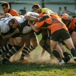 I choose rugby.